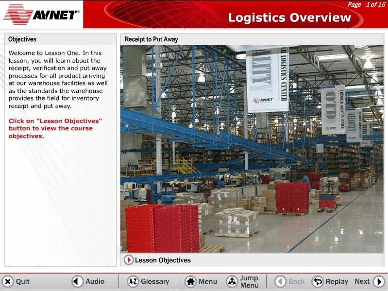 Avent-logistics