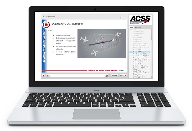 ACSS TCAS Training
